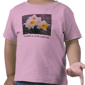 Grandma's Little Daffodil... Toddler Shirt