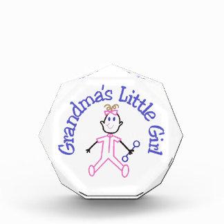 Grandmas Little Girl Award
