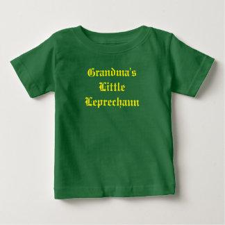 Grandma's Little Leprechaun tee