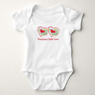 Grandma's little Love Onsie Baby Bodysuit