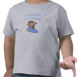 Grandma's Little Monkey T Shirts