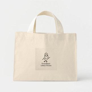 Grandma's Little Prince Mini Tote Bag