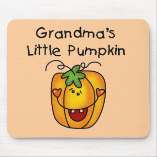 Grandma's Little Pumpkin T-shirts and gifts Mouse Pads