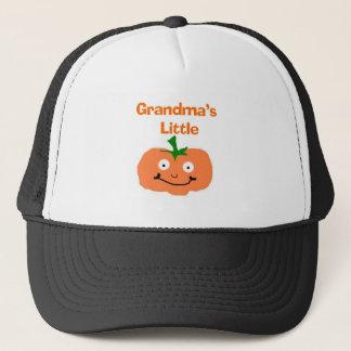 Grandma's Little Pumpkin Trucker Hat