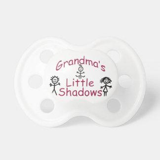 Grandma's Little Shadows Pacifier