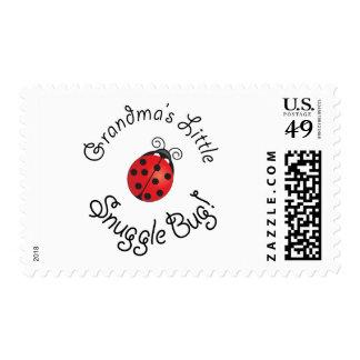 Grandma's Little Snuggle Bug! Postage