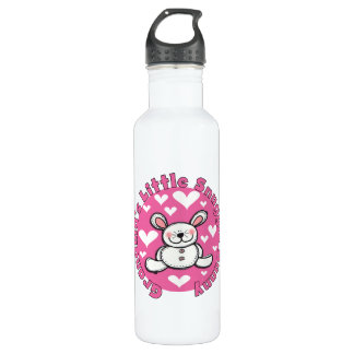 Grandma's Little Snuggle Bunny Water Bottle
