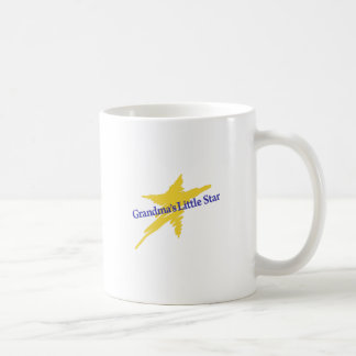 Grandmas Little Star Coffee Mug