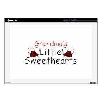 Grandma's Little Sweethearts Skins For Laptops