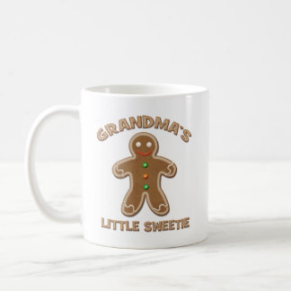 Grandma's Little Sweetie Mug