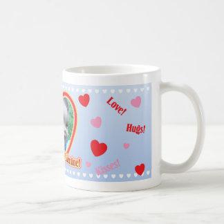 Grandma's Little Valentine! Coffee Mug