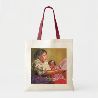 Grandma's Love 1995 Budget Tote Bag