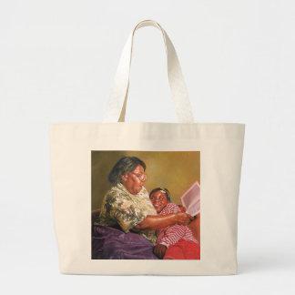 Grandma's Love 1995 Jumbo Tote Bag