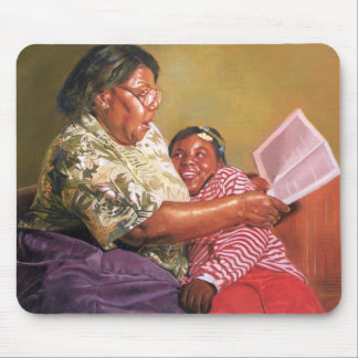 Grandma's Love 1995 Mouse Pad