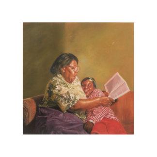 Grandma's Love 1995 Wood Print