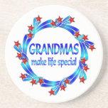 Grandmas Make Life Special Coaster