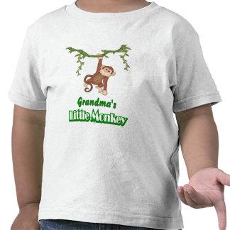 Grandma's Monkey T-shirts