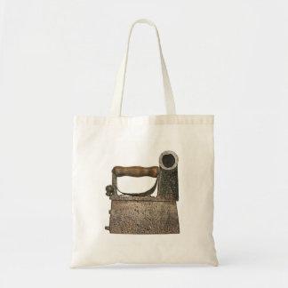 Grandma's Old Iron Tote Bag