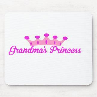 Grandma's Princess Mouse Pad