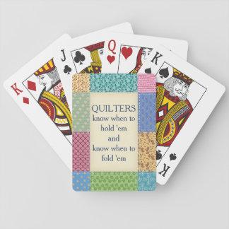 Grandma's Quilt Quotation Custom Card Decks