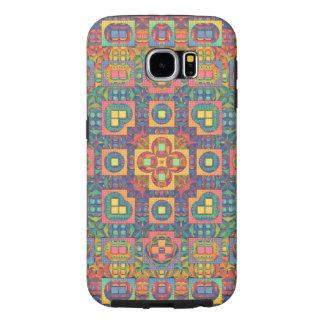 Grandma's Quilt Samsung Galaxy S6 Cases