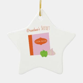 Grandmas Secret Christmas Ornaments