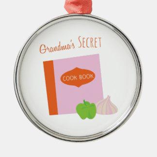 Grandmas Secret Christmas Ornament