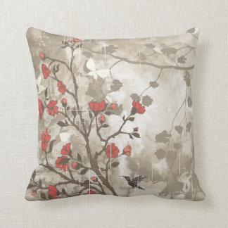 Grandma's sofa throw pillows