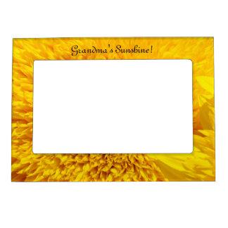 magnetic photo frame sunflower - Sunflower Picture Frames
