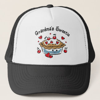 Grandma's Sweetie Pie Trucker Hat