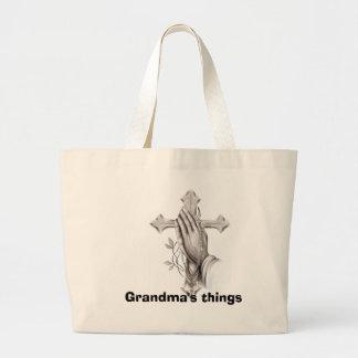 Grandma's things bags