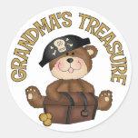 Grandma's Treasure Sticker