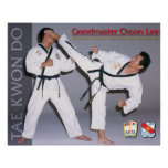 Grandmaster Choon Lee AKTA Poster