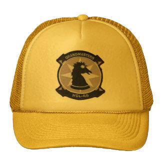 GRANDMASTER MILITARY 'PATCH' CAP - Customized Trucker Hat