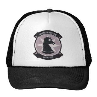 GRANDMASTER MILITARY 'PATCH' CAP TRUCKER HAT