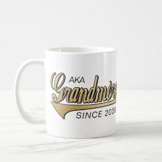 "Grandmere Mug ""AKA Grandmere Since..."""