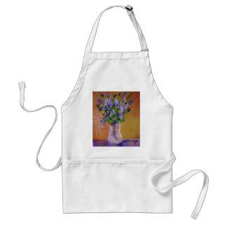 Grandmoms Lilacs-apron