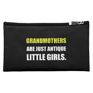 Grandmother Antique Girl Makeup Bag