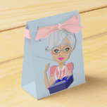 Grandmother Baby Shower Favor Box