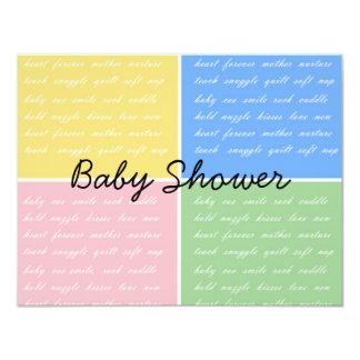Grandmother Baby Shower Invitation