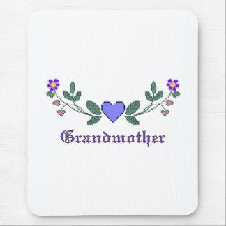 Grandmother CS Print Mouse Pad