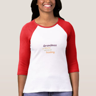 Grandmother Cupcakes Mother's Day T-Shirt