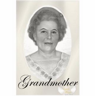Grandmother-Customize Standing Photo Sculpture