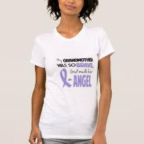 Grandmother Esophageal Cancer Awareness Shirt