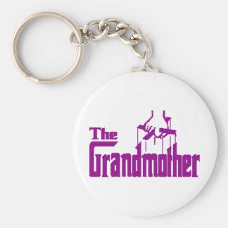 Grandmother Keychains