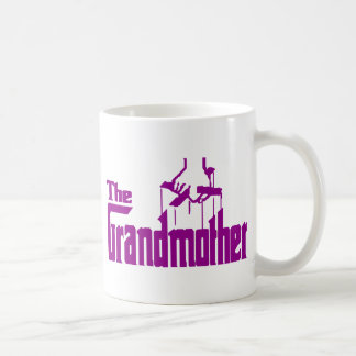 Grandmother Classic White Coffee Mug