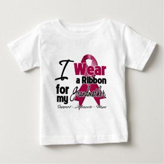 Grandmother - Multiple Myeloma Ribbon T-shirt