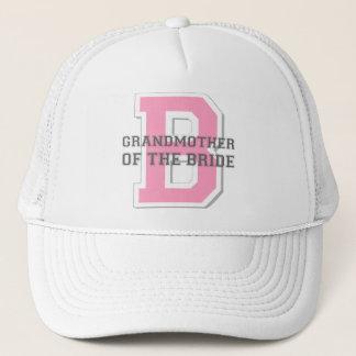 Grandmother of the Bride Cheer Trucker Hat