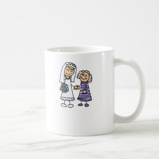 Grandmother Of The Bride On Wedding Day Coffee Mug