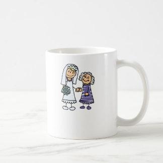 Grandmother Of The Bride On Wedding Day Coffee Mug